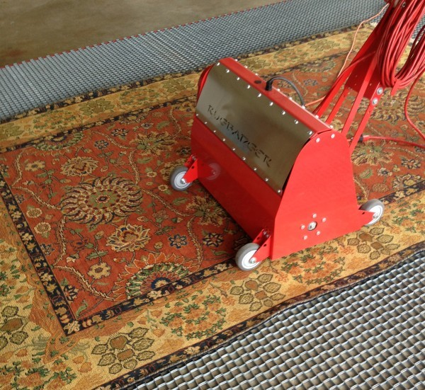 Dog Urine Oriental Rug: Our Rug Cleaning Process
