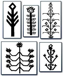 Tree of Life - Direct path from Earth to Heaven