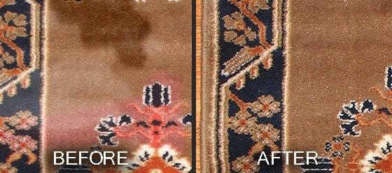 Oriental Wool Or Silk Rugs Involved In A Flood We Can