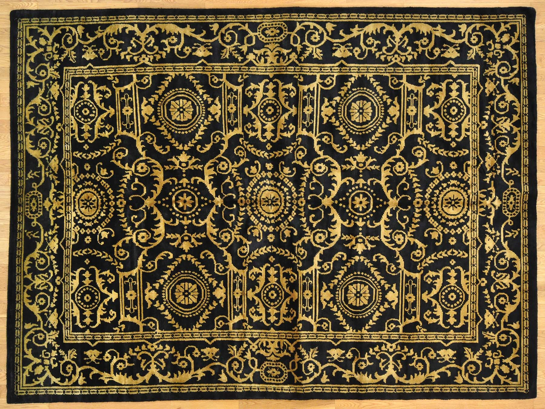 rugs persian x black gold and berber silver kohinoor top antique oriental carpets india rug silk ft