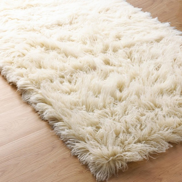 What Is A Flokati Wool Area Rug