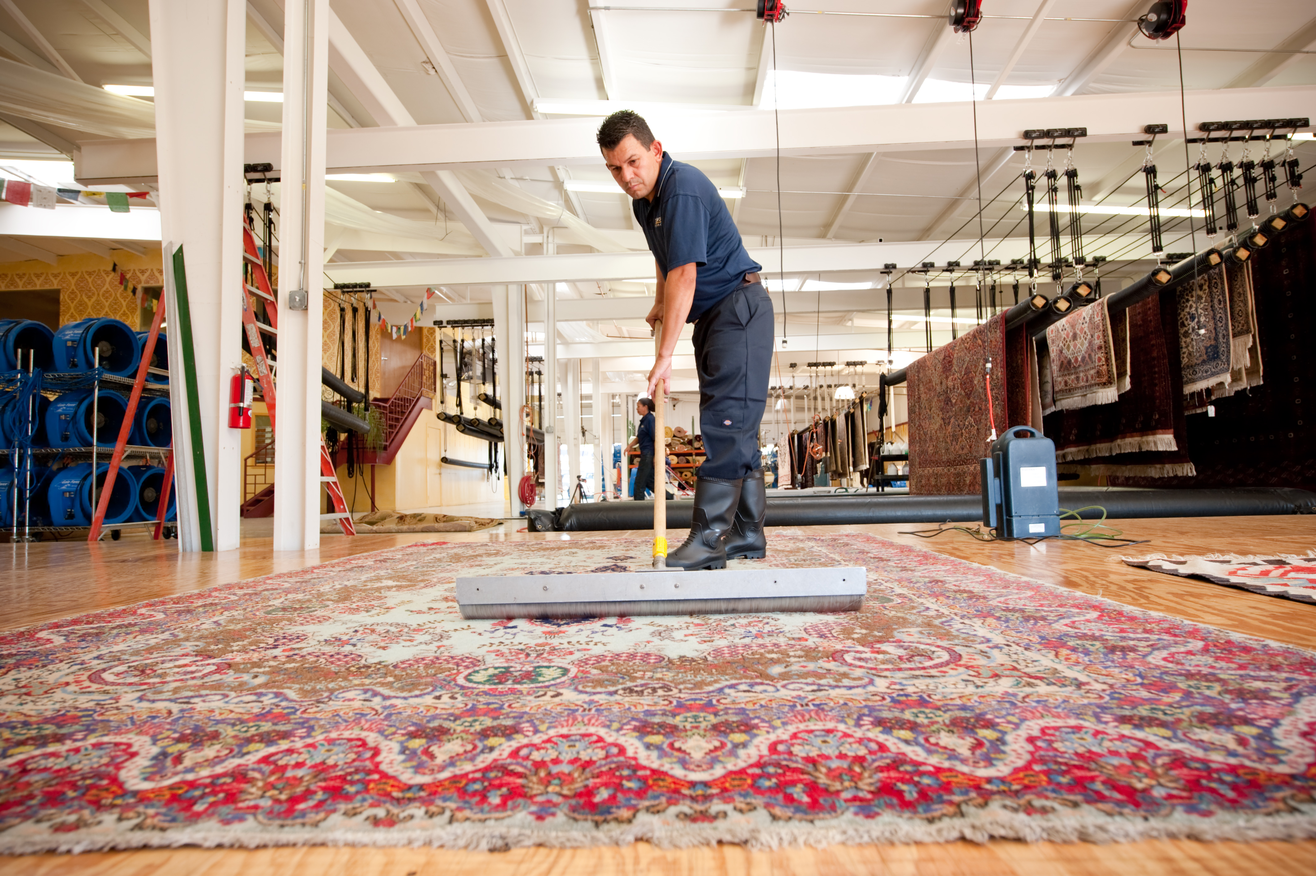 Area Rug Cleaning - Leave It To The