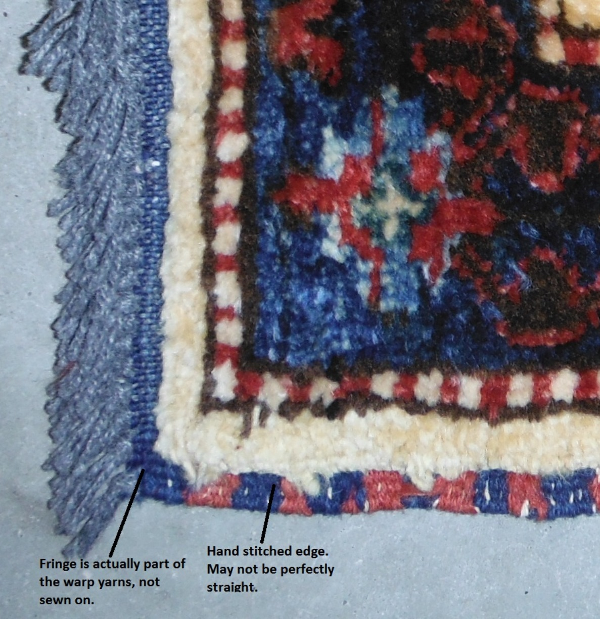 How To Tell The Difference Between A Hand-Knotted And
