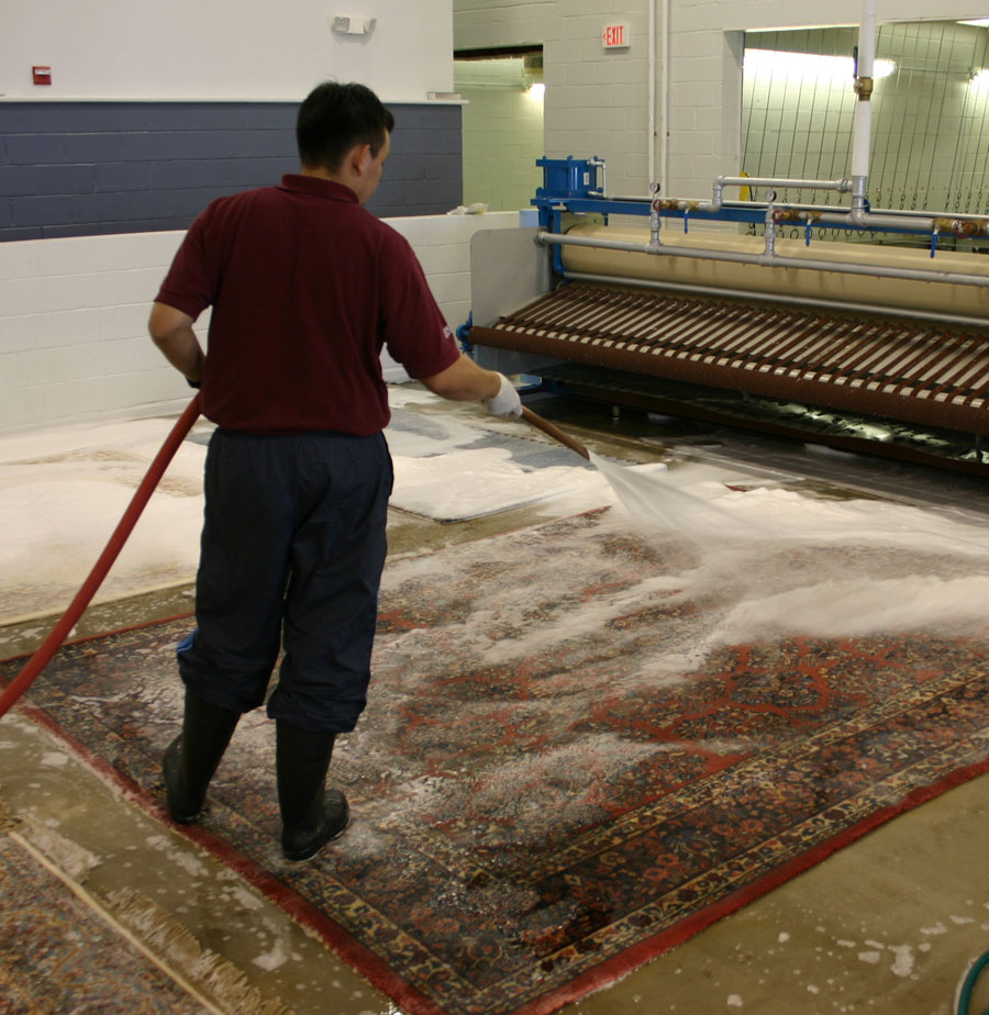 Persian Rugs and Carpet Cleaners