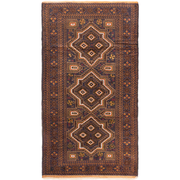 The Afghanistan Baluch Rug