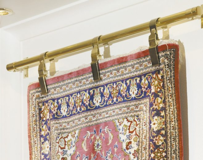 Naples Rug How To Hang An Oriental